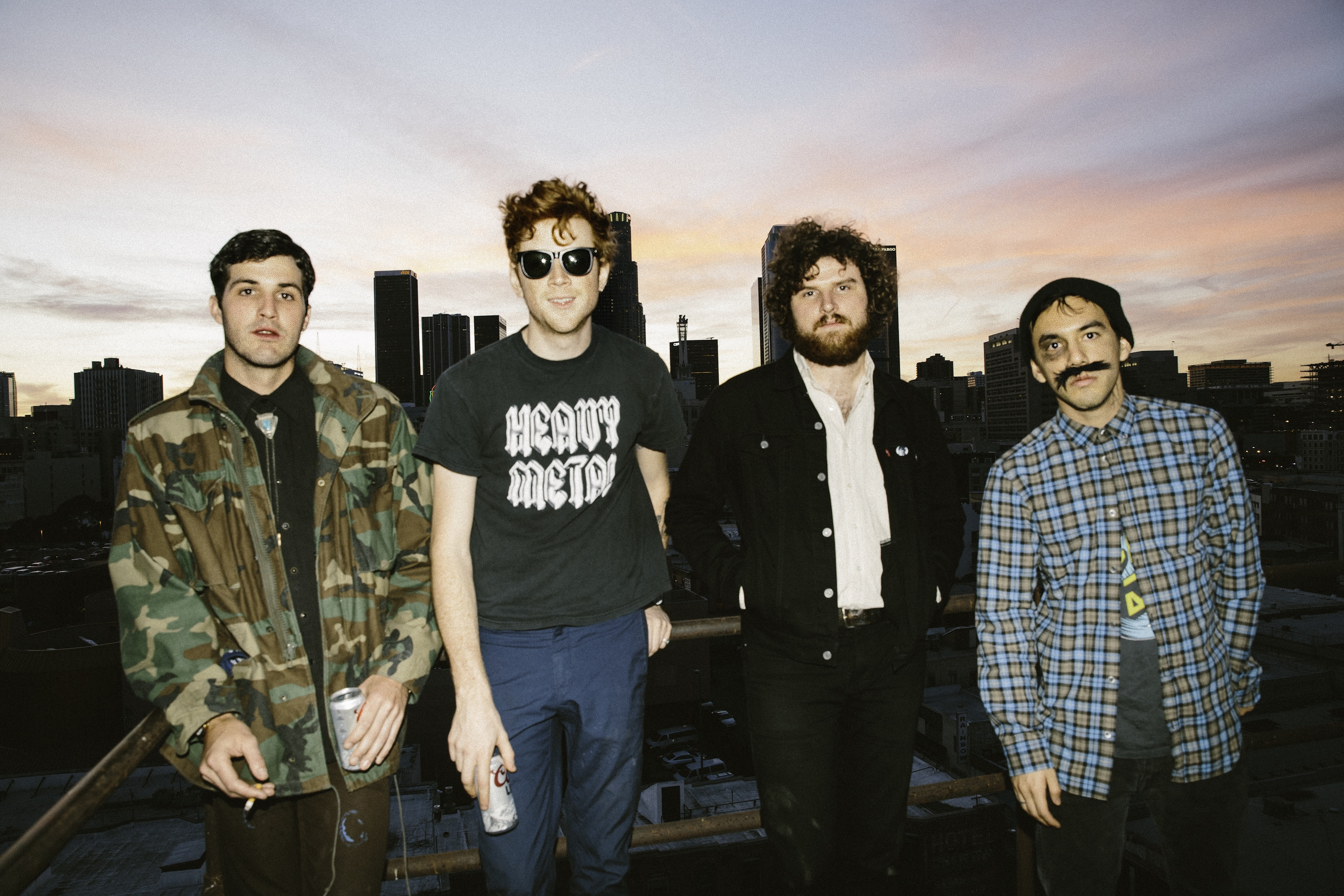"FIDLAR have shared their new video for their single ""West Coast"", the track comes off their upcoming release 'Too'"