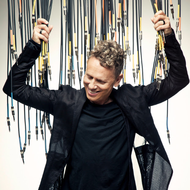 "Martin Gore's ""Pinker"" gets Remixed by Christoffer Berg, the track is now available for streaming."