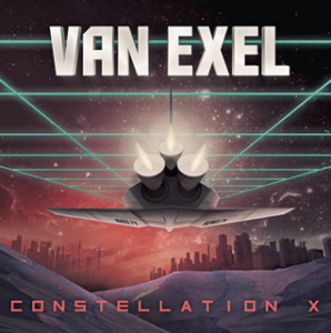 Van Exel streams his new full length album 'Constellation X', on Northern Transmissions.