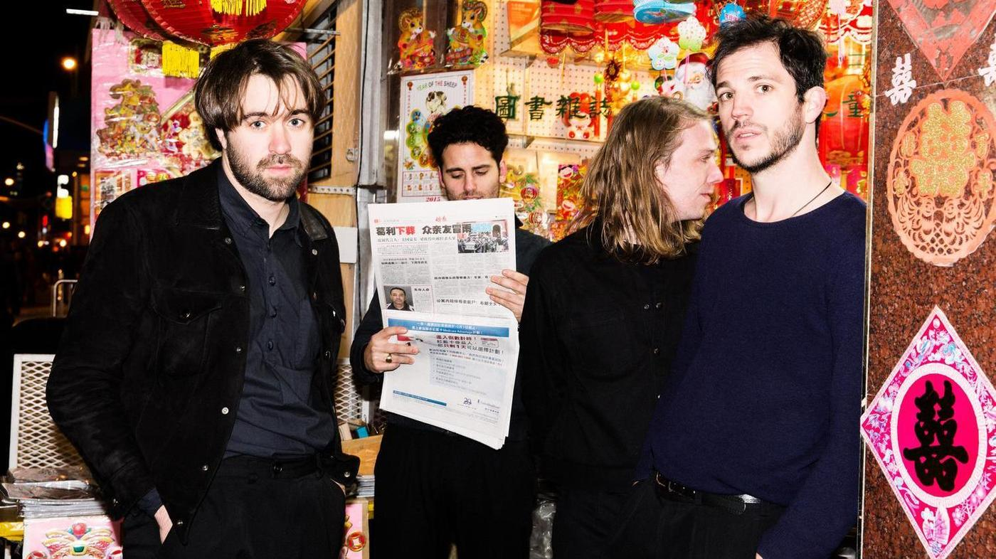 "The Vaccines single ""Strangers"" has been remixed by Brooklyn's very own Charlie Klarsfeld."