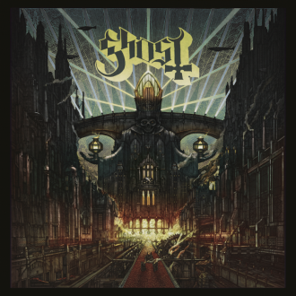 Review of the new album from Ghost 'Meliora', the Swedish band's full-length comes out on August 21st via Spinefarm Records/Loma Vista Recordings.