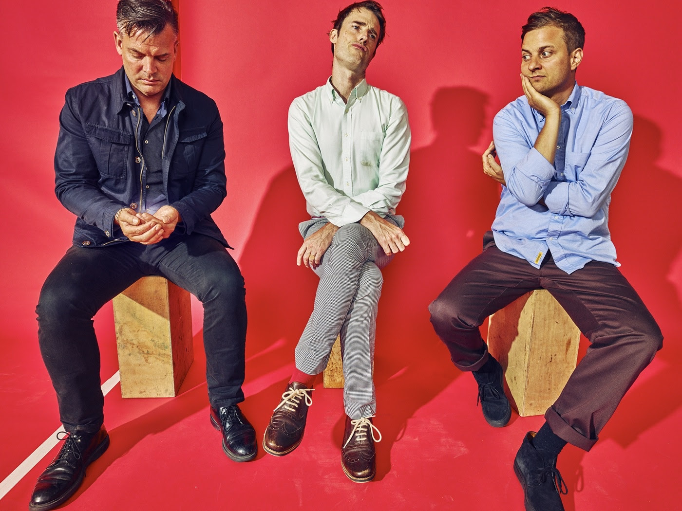 """Battles share their new single for """"The Yabba"""" from their forthcoming full-length release 'LA DI DA DI'."""
