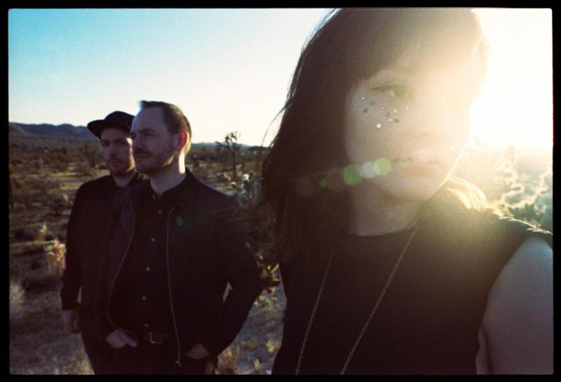 Having recently announced their sophomore album, 'Every Open Eye', out 9/25 on Glassnote and tour,