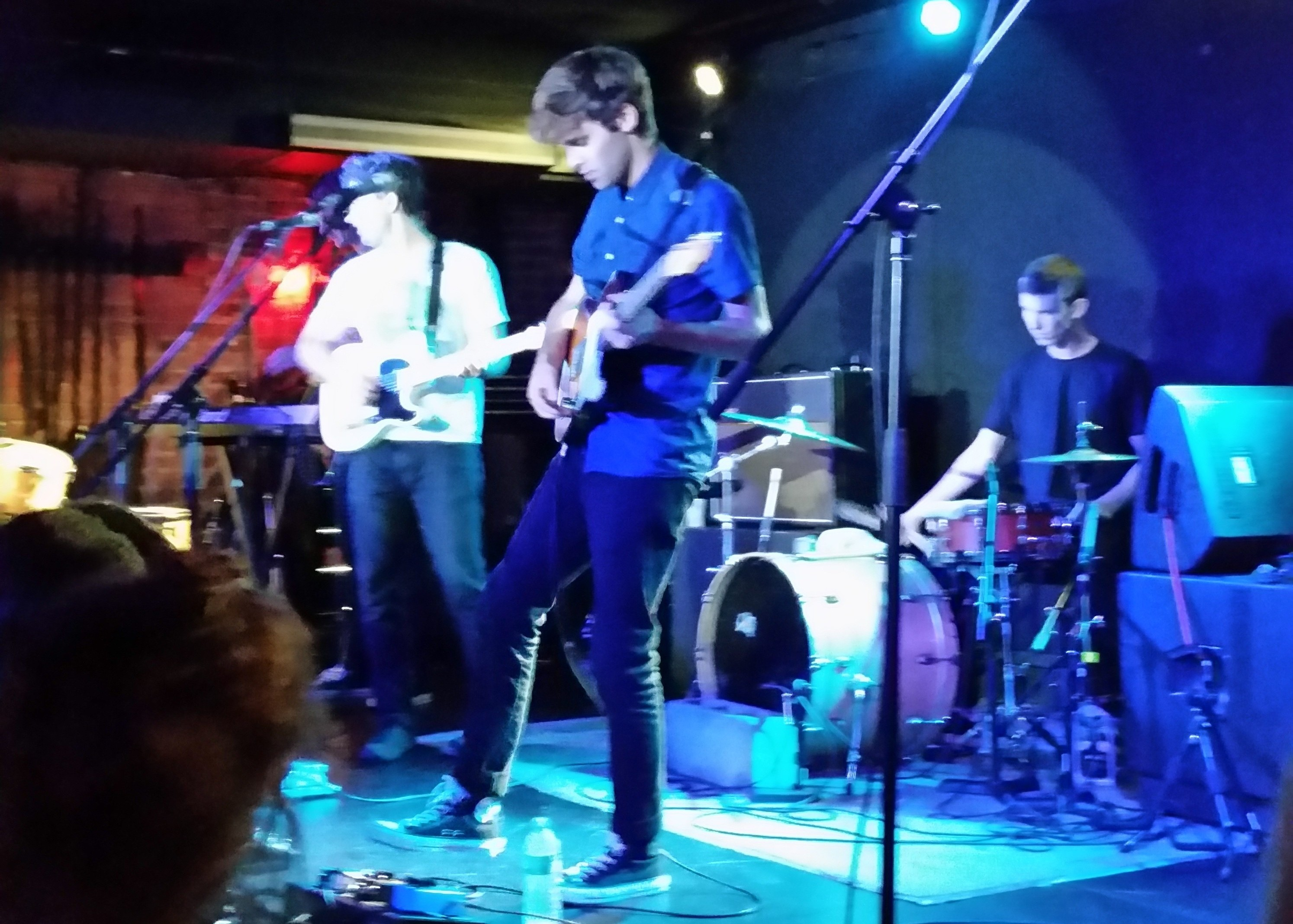 Alice Severin reviews Daywave's show in New York City at the Mercury Lounge.