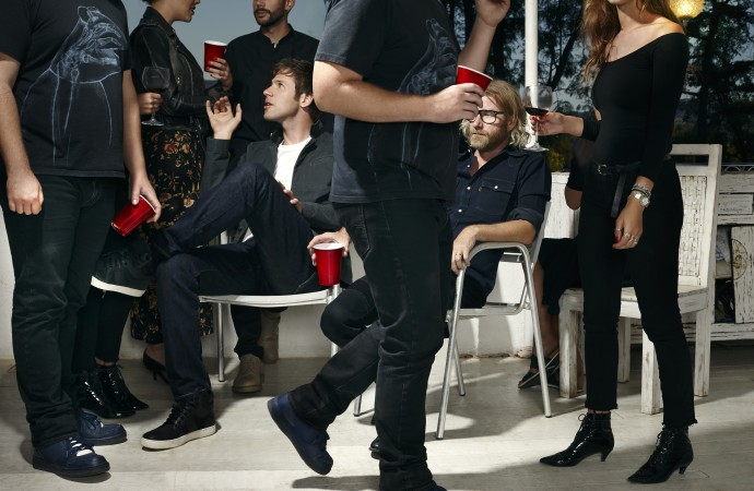 EL VY is the musical collaboration between Matt Berninger, vocalist and lyricist of The National, and Brent Knopf