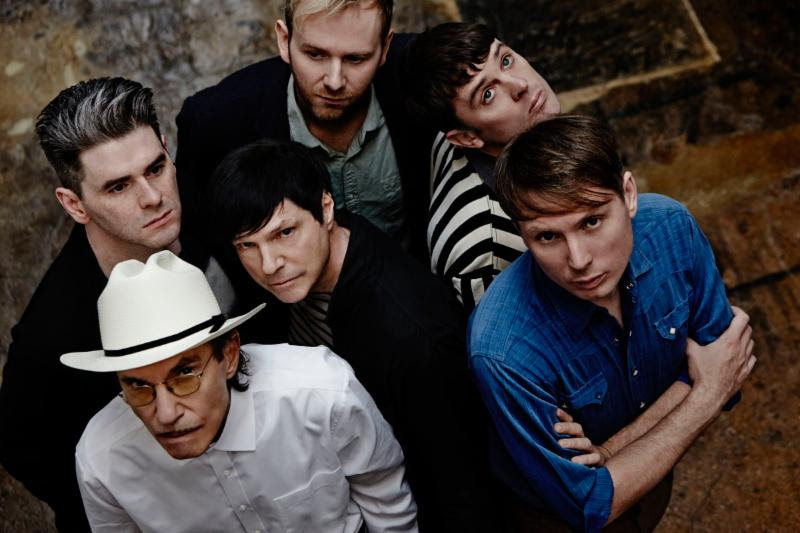FFS - the collaboration between Franz Ferdinand and Sparks - have announced their first ever North American live dates.