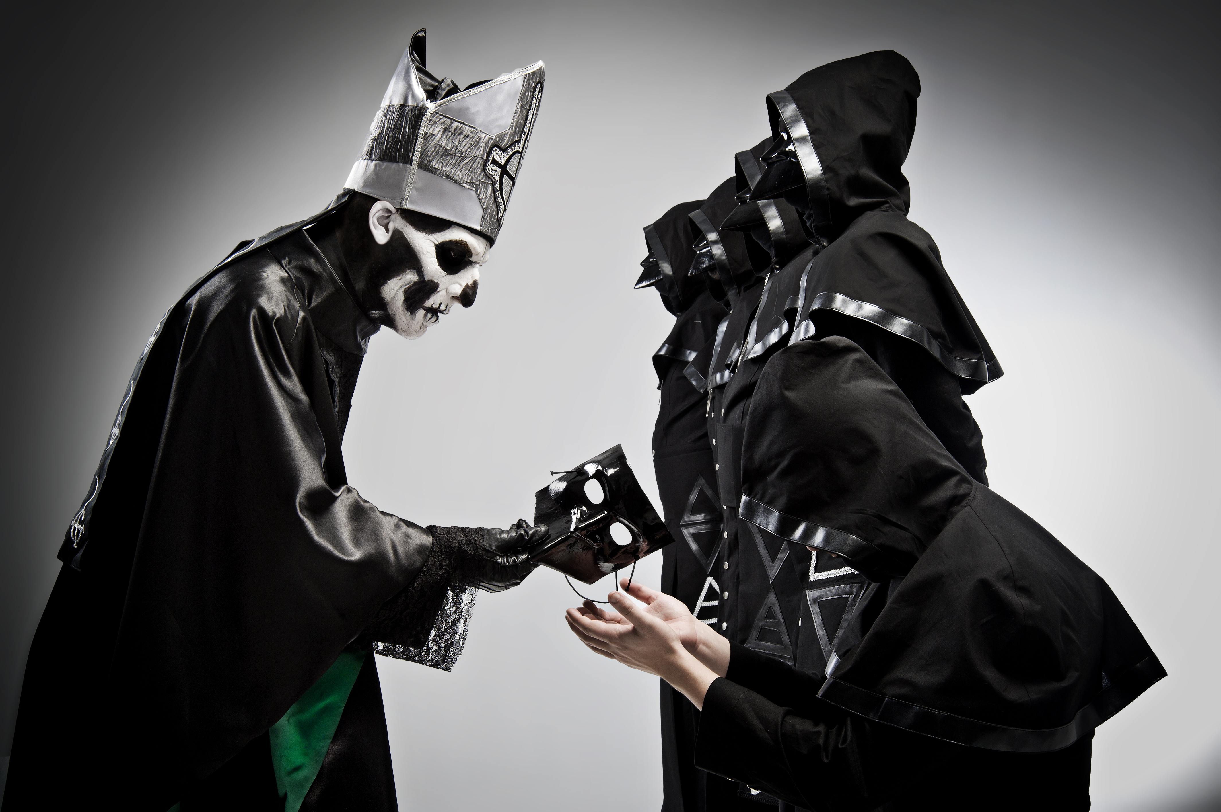 Ghost have announced their Unholy/Unplugged Tour