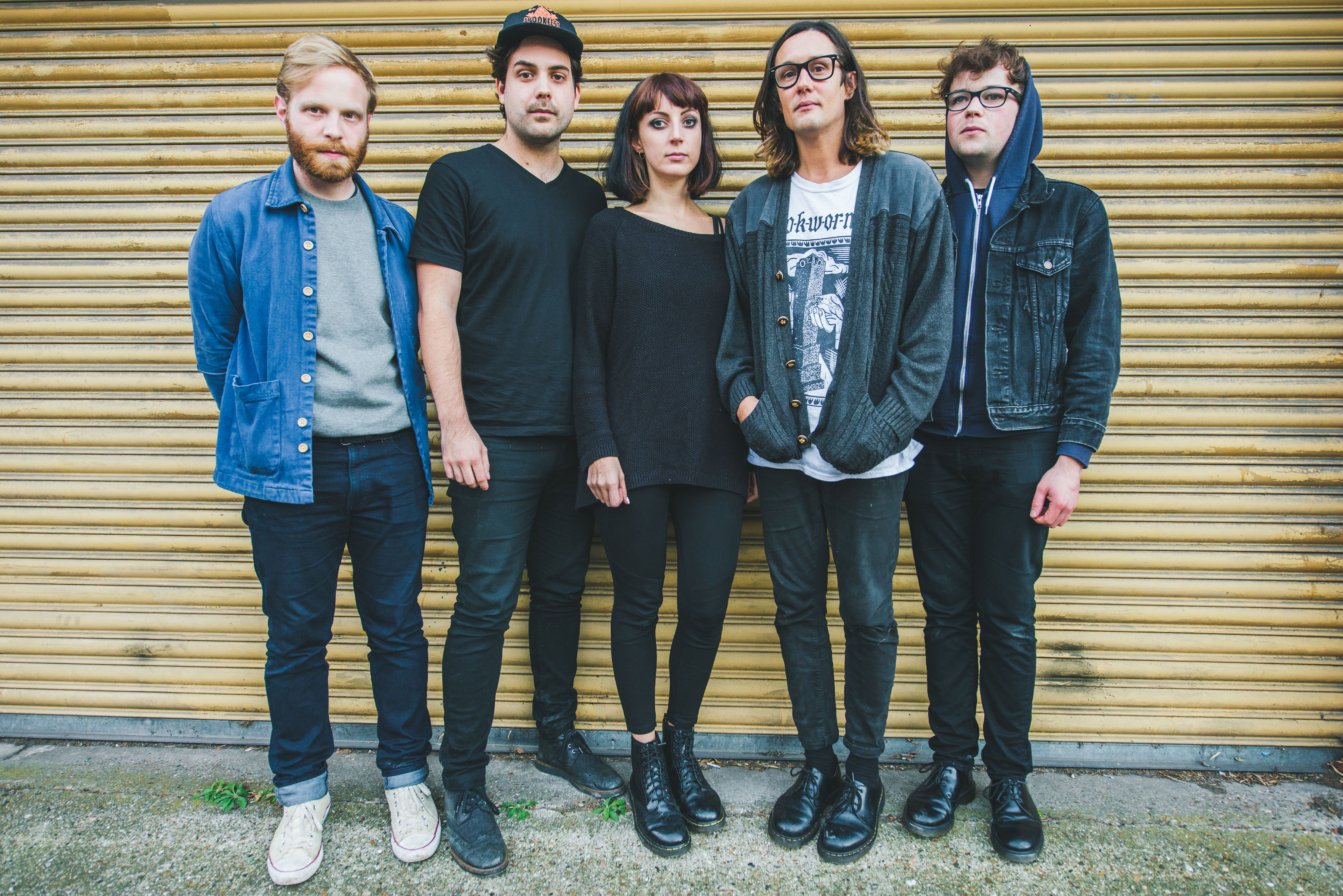 """Menace Beach have shared their new single """"Ghoul Power"""", the track comes off """"Super 'Transporterreum' EP Out October 2nd"""
