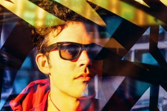 """Northern Transmissions 'Song of the Day' is the title-track """"Mister Divine by Naytronix."""