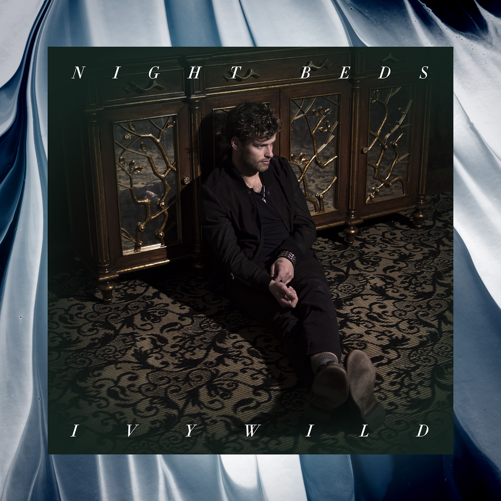 Night Beds is streaming his new album 'Ivywild' in advance of its August 7th release on Dead Oceans.