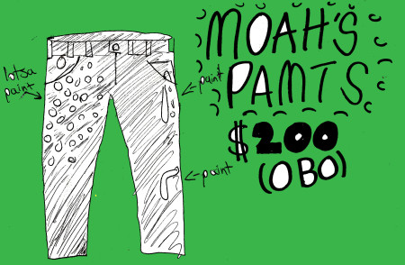 Diet Cig interview - Noah's Pants