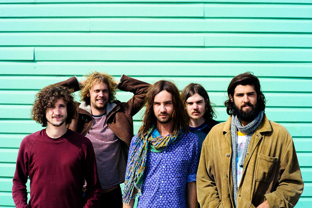 """Tame Impala have released their new video for """"Let it Happen"""". the track comes off their latest release 'Currents'"""