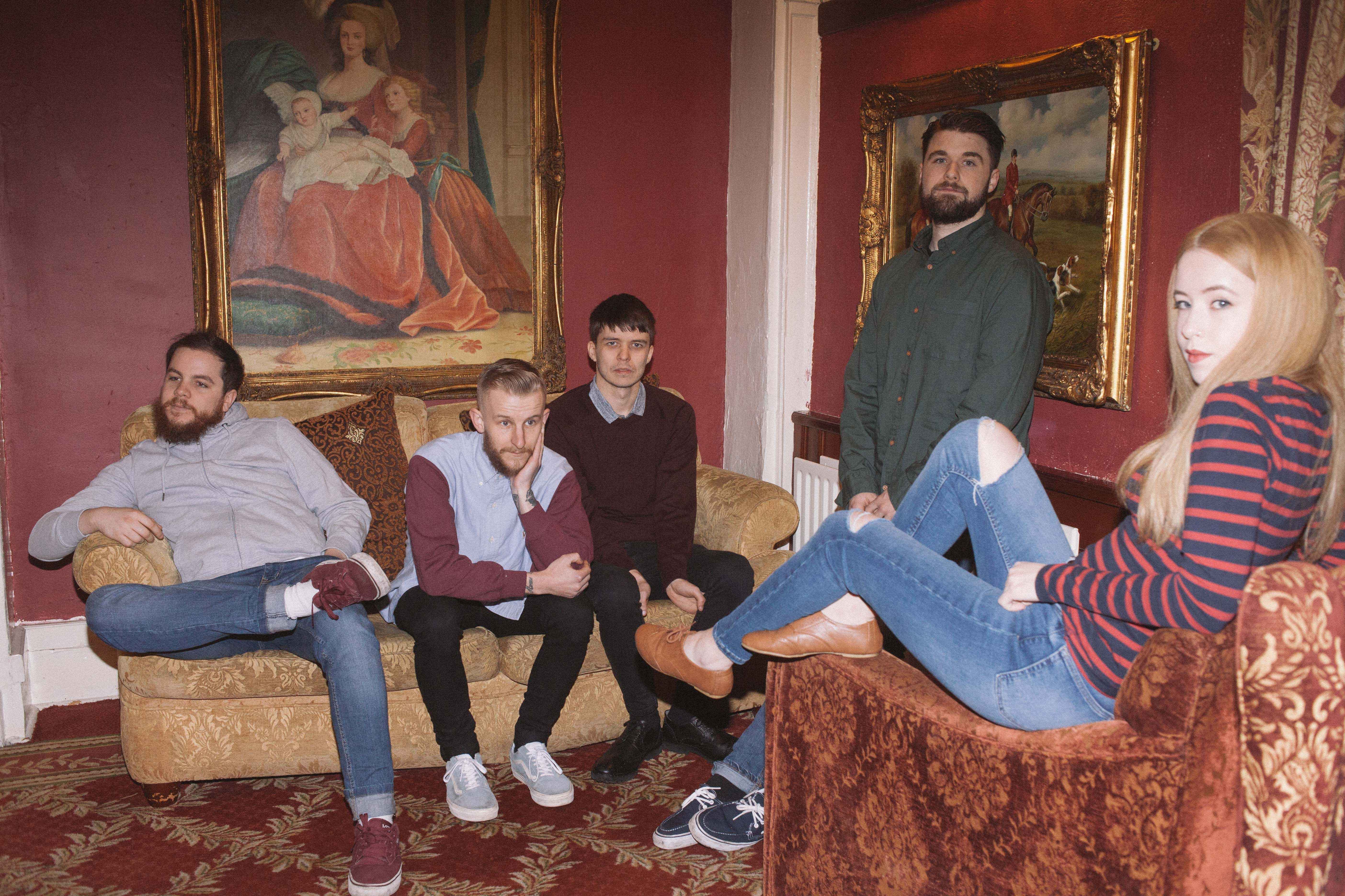 On September 18, Irish indie punks The Winter Passing will release their debut LP, A Different Space of Mind.
