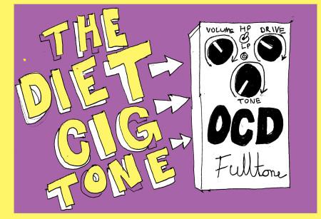 Diet Cig interview - Noah's OCD Pedal