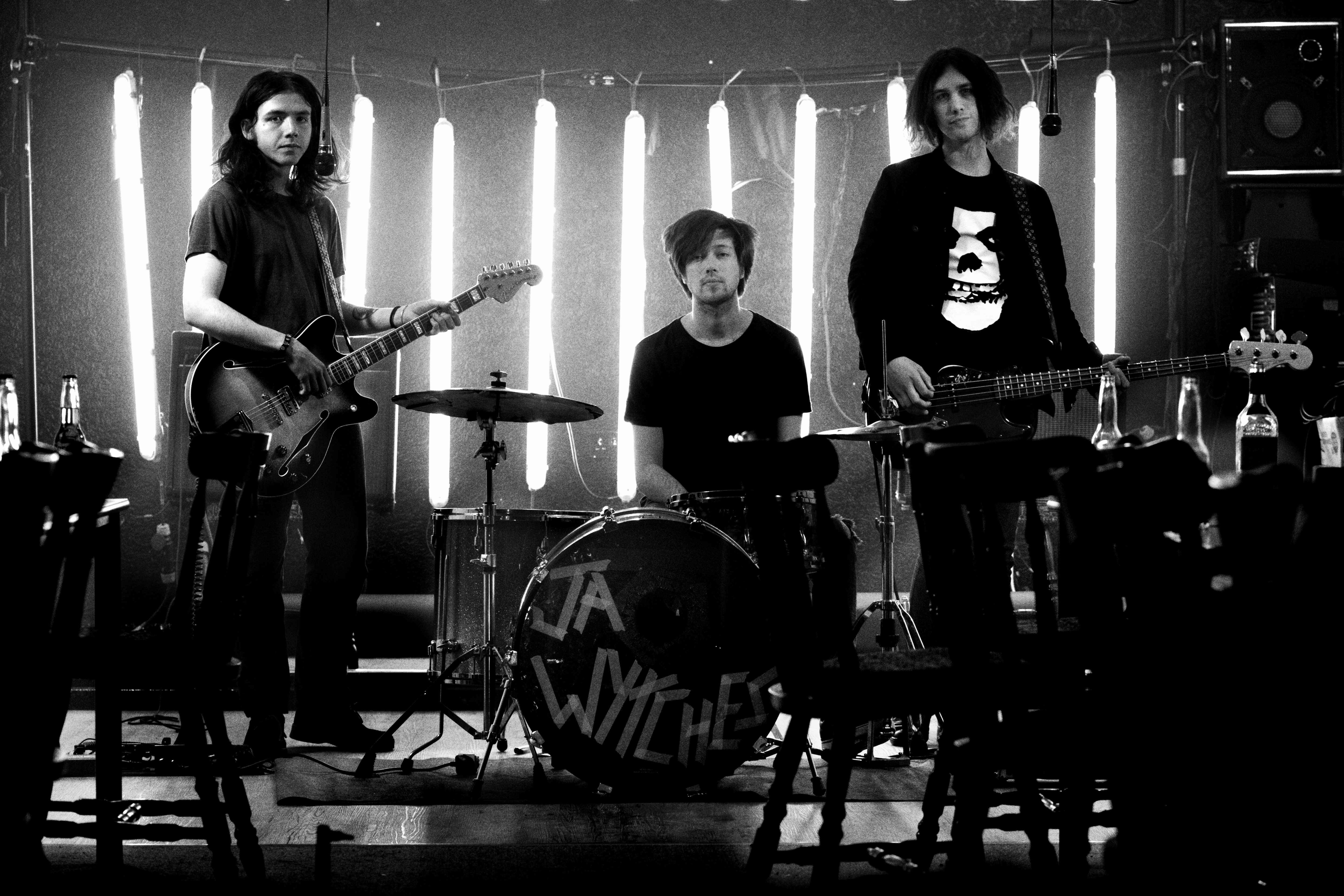 The Wytches Thunder Lizard's Reprieve EP is available below as a free download via Scion Audio