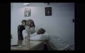 Darkstar Share Video, LP 'Foam Island' Oct 2