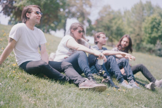 """Northern Transmissions' 'Song of the Day' is """"YTMATLDPH"""" by Fake Palms."""
