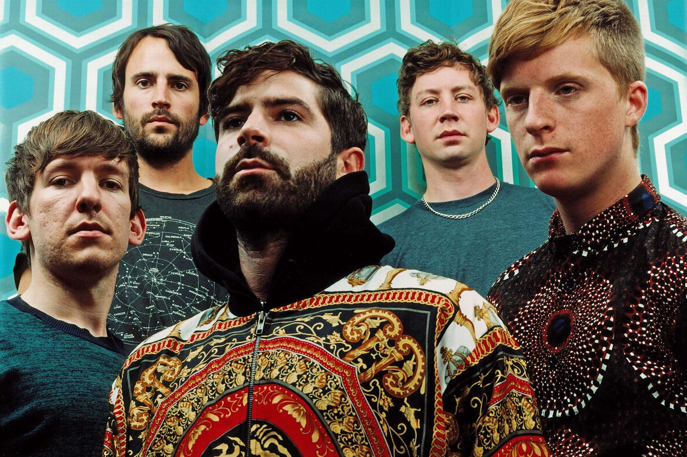"""Foals Share their new single """"A Knife in the Ocean"""", the track comes from their forthcoming release 'Mountain At My Gates'"""