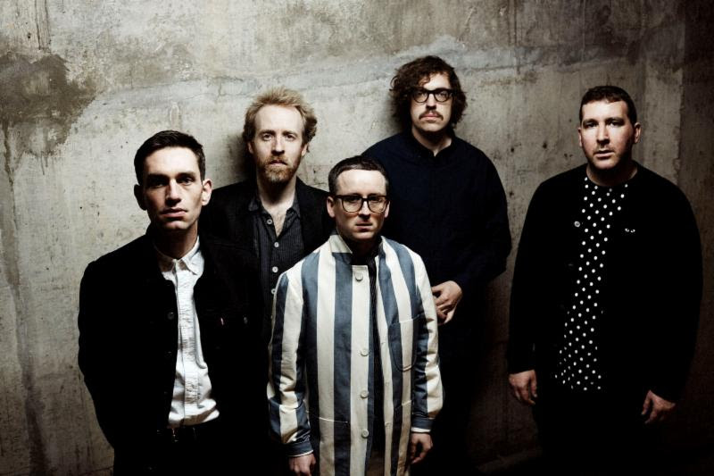 "Today Hot Chip release a remix package for their single, ""Started Right"""