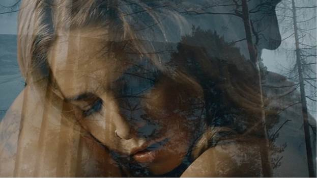 singer/songwriter/producer Laurel unveils the music video for her arresting single 'Blue Blood'.