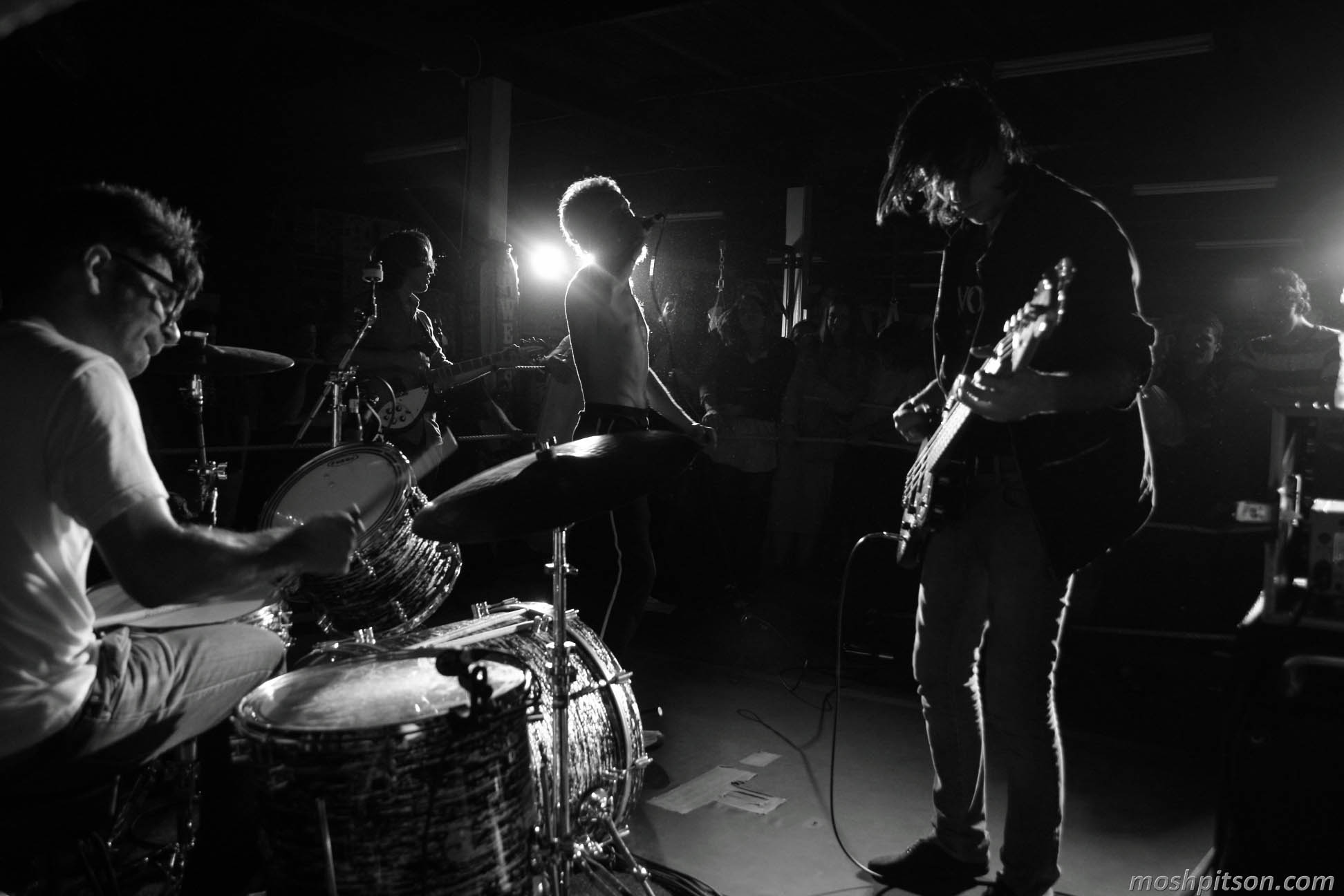 """Royal Headache have shared their new video for the single """"Carolina"""","""