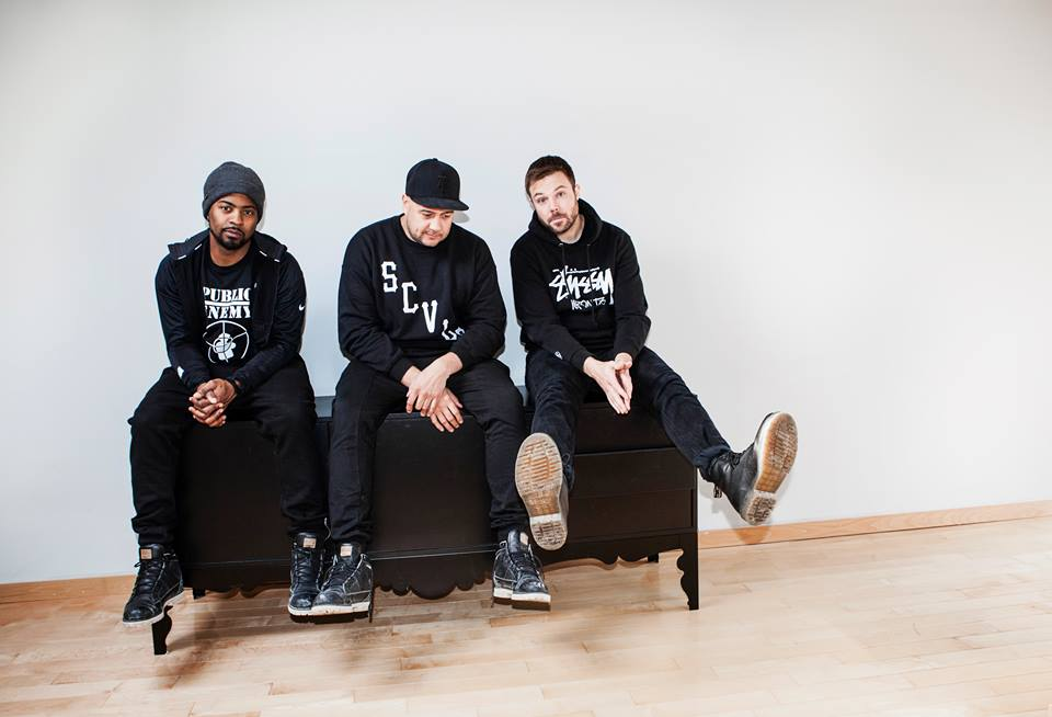 Keys and Krates's New Single