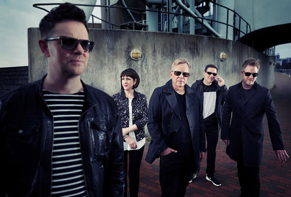 "New Order Debuts ""Restless"" Video, the track comes off their album 'Music Complete', now available digitally."
