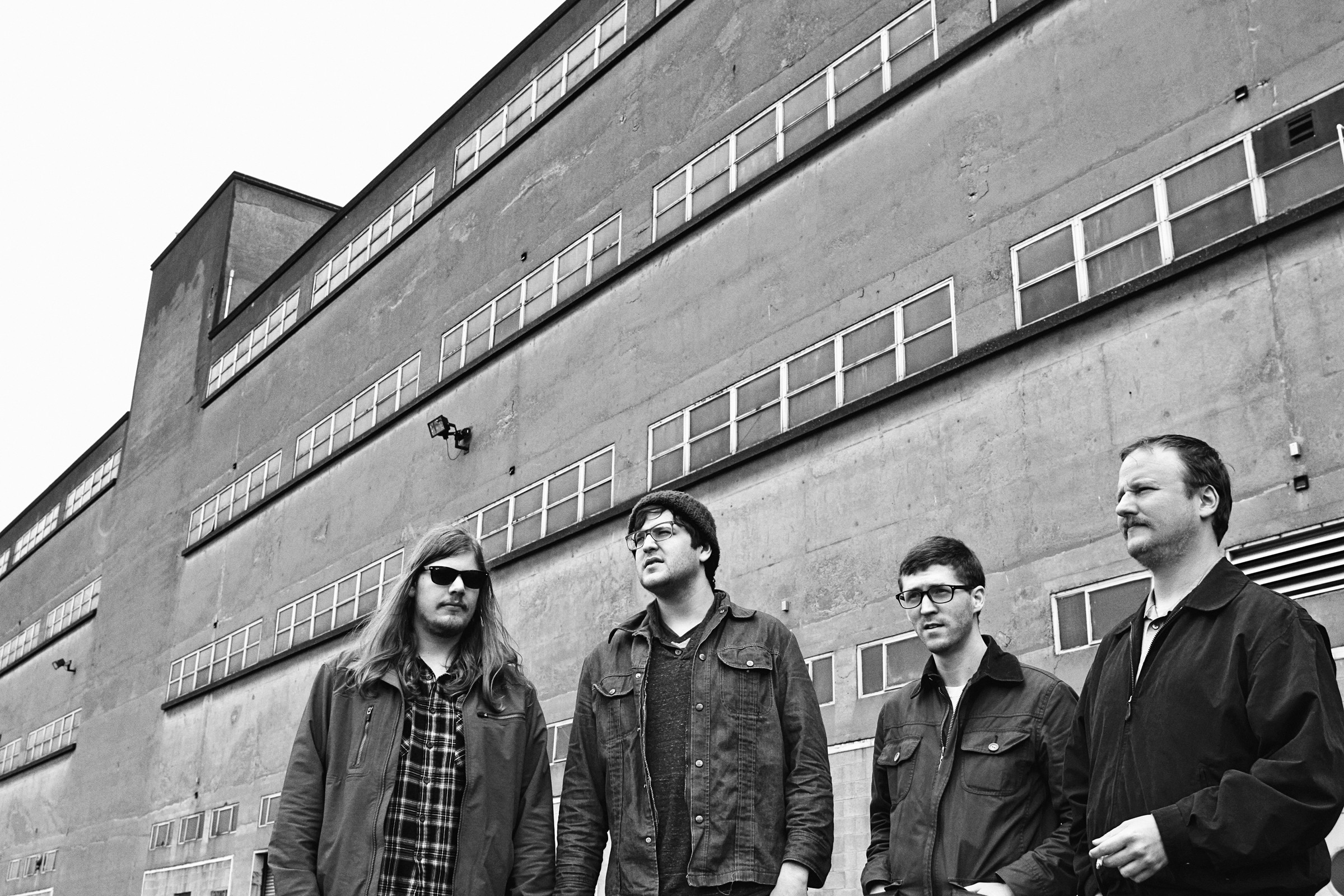 """Protomartyr Share New Song, """"Dope Cloud""""; New album 'The Agent Intellect' Out October 9th On Hardly Art."""