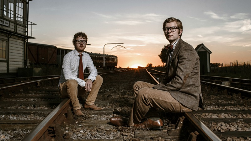 Public Service Broadcasting share remix and are releasing live favourite 'The Other Side' on 28th August