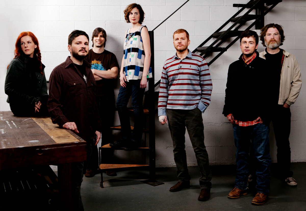 Interview with New Pornographers' Kathryn Calder
