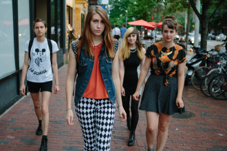 "Potty Mouth share their new single ""Cherry Picking"", from their forthcoming self-titled EP"