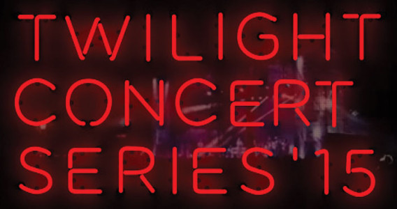 Twilight Concert Series 2015, featuring Cut Copy's Ben Browning, DMA'S and more!