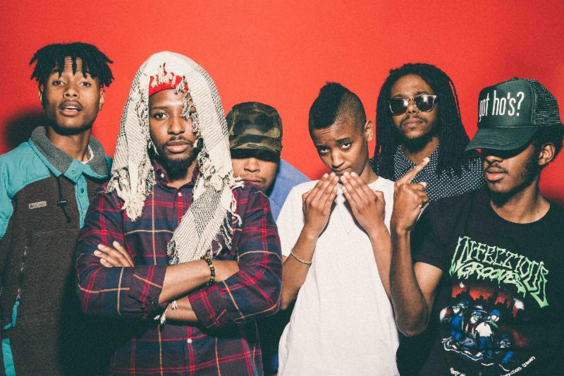 The Internet have announced dates for the Ego Death Tour, in support of their album Ego Death.