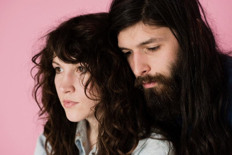 Widowspeak streams album, All Yours