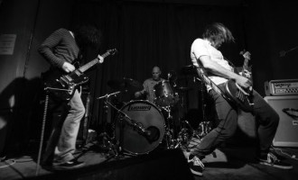"""Dumb Numbers have announced a series of three split 10"""" records with David Lynch, Melvins, and David Yow"""