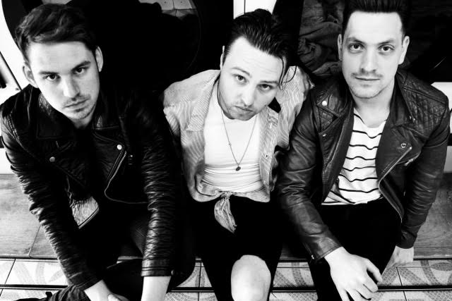 UK trio FANS share video for 'Born Into'. Also announce tour dates.