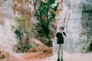 "Frankie Broyles Premieres Track ""Color Set"""