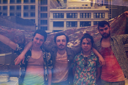 Chicago band Yawn are streaming their brand new EP 'Day Trip'