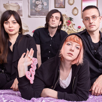 "Dilly Dally have shared their second single ""Purple Rage"" from their forthcoming release 'Sore'"