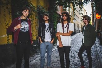 Honeymilk premiere new track 'Psychrocker'