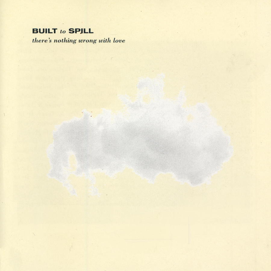 Up Records On Built to Spill Album Reissue