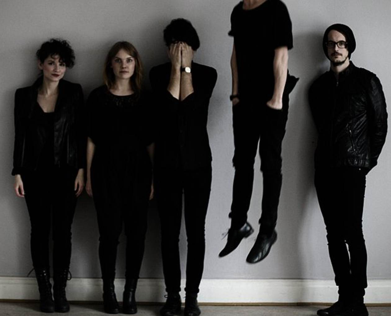 """Death In The Afternoon share new single and title-track """"We don't have to go out tonight"""","""