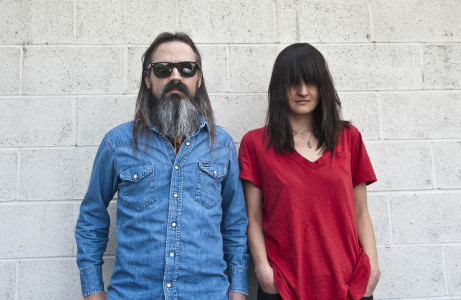 "Moon Duo are giving away their latest single ""Fadeaway"" via soundcloud. Moon Duo start their upcoming world tour on September 10th with Peaking Lights."