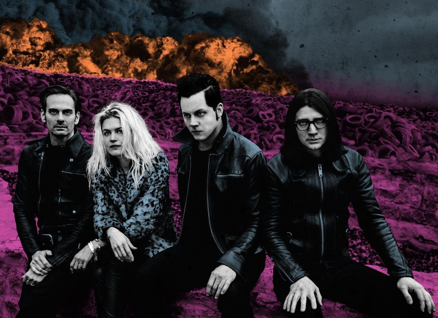 Review of the new Dead Weather album 'Dodge and Burn', the LP comes out September 25th via Jack White's Third Man Records.