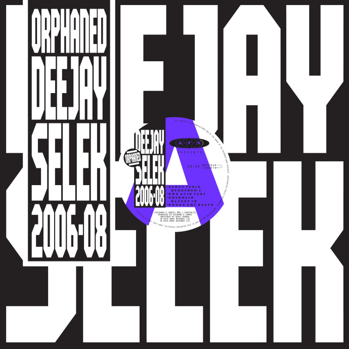 Aphex Twin Shares new AFX Track // 'orphaned deejay selek 2006-2008' EP