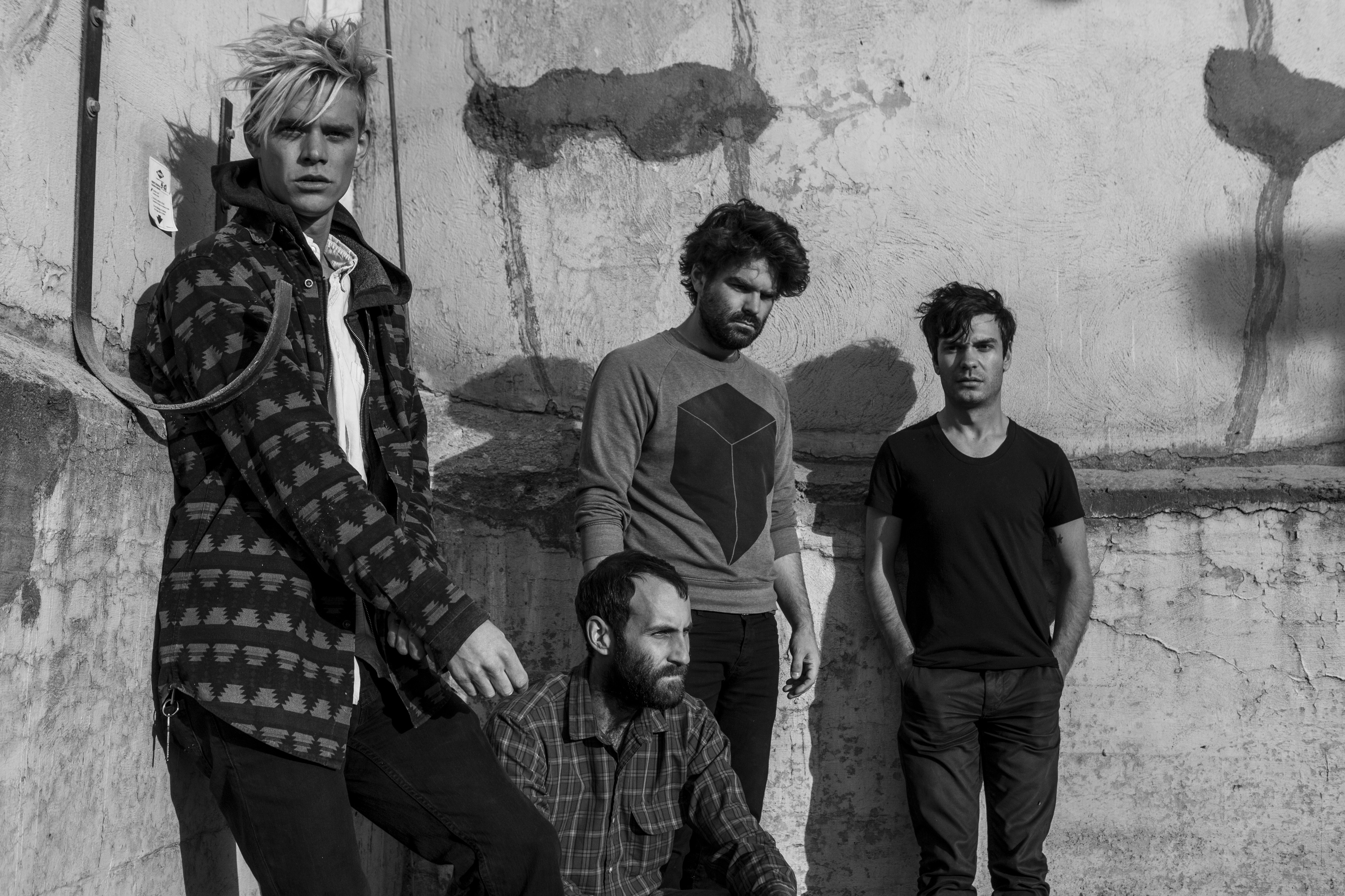 """Viet Cong release their new video for """"Bunker Buster"""", the track come from their current album 'Viet Cong',"""