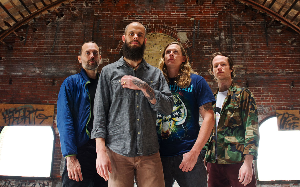 "Baroness Announce Fall Tour, starting November 27th in Columbus, OH. Share ""Chlorine & Wine"""