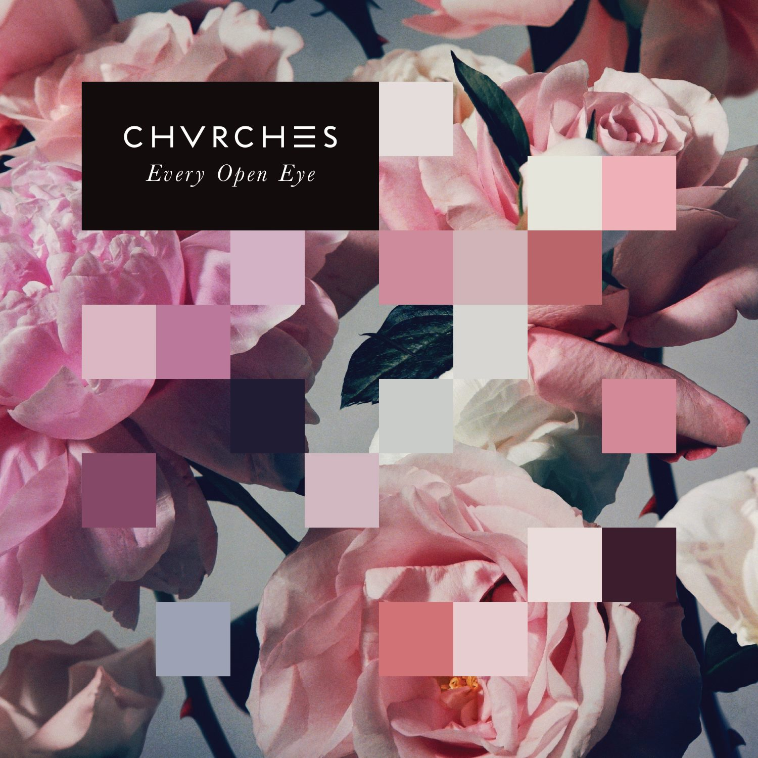 Review of CHVRCHES 'Every Open Eye' out September 25th via Glassnote/Virgin Records.