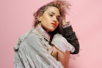Lorely Rodriguez AKA Empress Of recently guested on Northern Transmissions' 'Records in my Life'