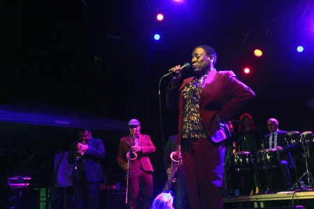Live review of Sharon Jones at Supercrawal in Hamilton, Ontario.